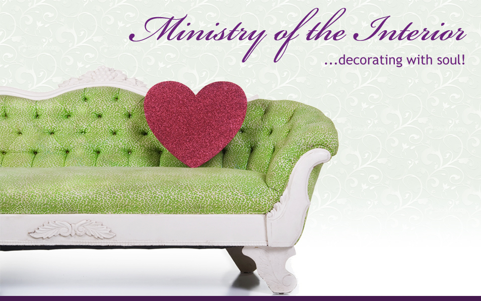 Ministry of the Interior - Decorating with Soul